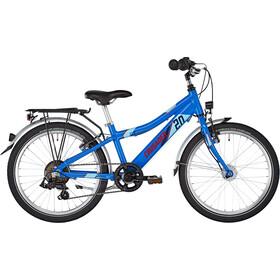Puky Crusader 20-6 Bicycle aluminium Kids blue